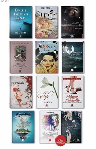 Kadın Yazarlar Seti (12 Kitap)
