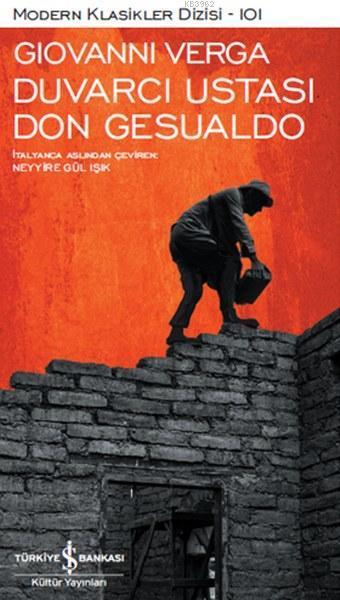 Duvarcı Ustası Don Gesualdo; Modern Klasikler Dizisi