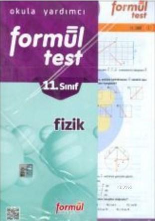 Formül 11. Sınıf Fizik Yaprak Test