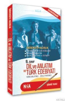 9. Sınıf Dil ve Anlatım Türk Edebiyatı; Konu Anlatımlı