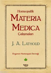 Homeopatik Materia Madica Çalışmaları