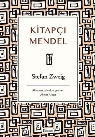 Kitapçı Mendel ( Bez Ciltli )