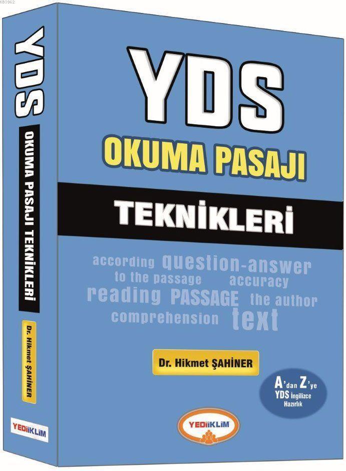 YDS Okuma Pasajı Teknikleri