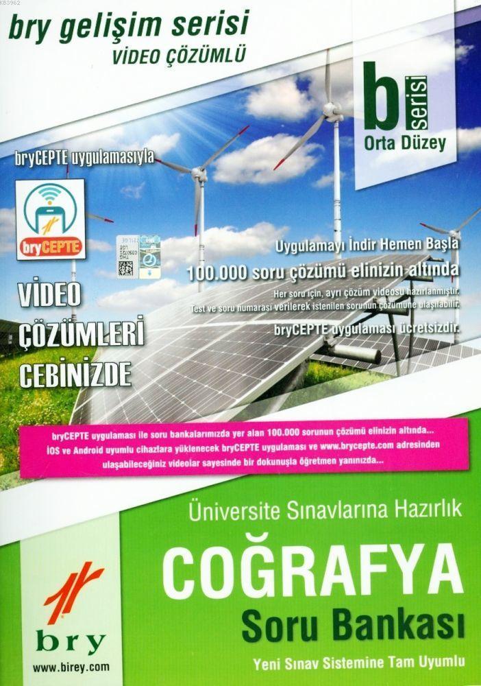 BRY - Gelişim Serisi - Coğrafya - Soru Bankası - B