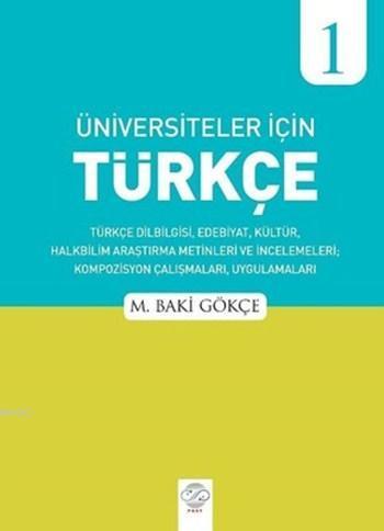 Üniversiteler için Türkçe 1