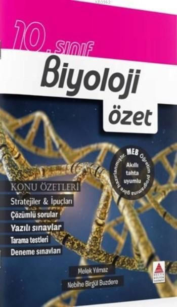 10.Sınıf Biyoloji; özet