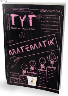 TYT Matematik Merdiven Serisi Soru Bankası; 9786257184854