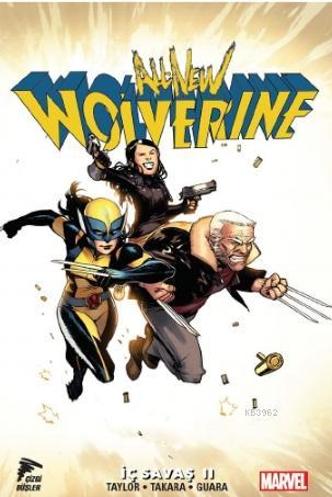 All New Wolverine Cilt 2;