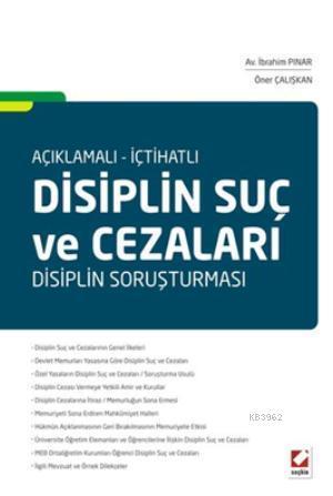 Disiplin Suç ve Cezaları; Disiplin Soruşturması