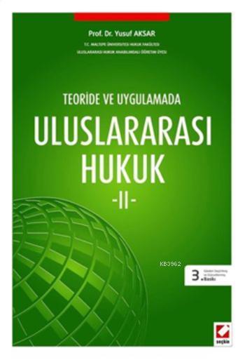 Uluslararası Hukuk - II