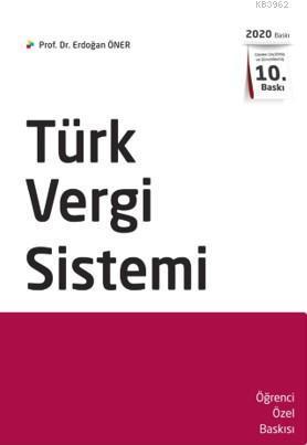Türk Vergi Sistemi; Öğrenci Özel Baskısı