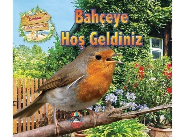 Bahçeye Hoş Geldiniz