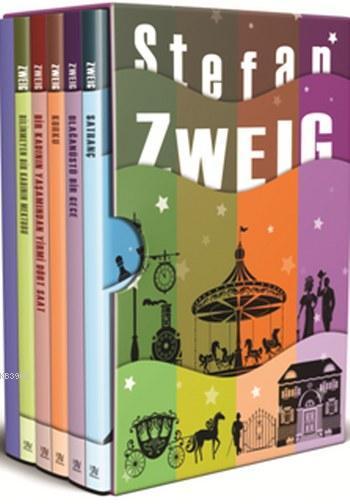 Stefan Zweig Seti (Kutulu 5 Kitap)