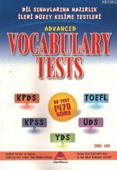Advanced Vocabulary Tests KPDS-KPSS-TOEFL-ÜDS
