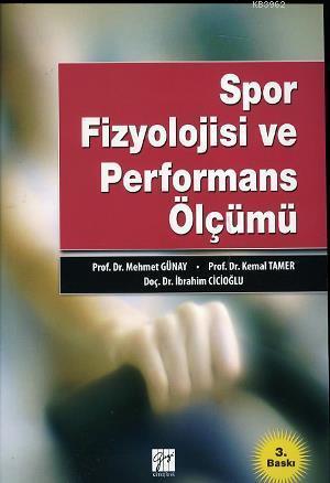 Spor Fizyolojisi ve Performans Ölçümü
