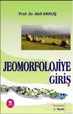 Jeomorfolojiye Giriş