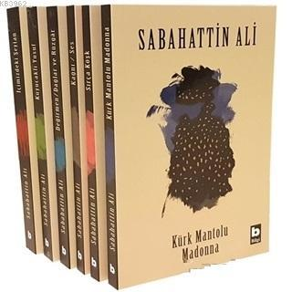 Sabahattin Ali Seti (6 Kitap Takım)