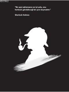 Sherlock Holmes Ciltli Defter;