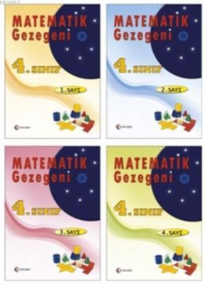 Matematik Gezegeni 4. Sınıf (4 Kitap)