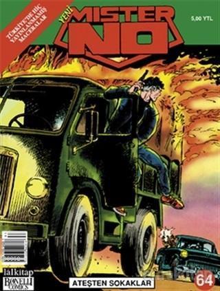 Yeni Mister No Sayı: 64 Ateşten Sokaklar