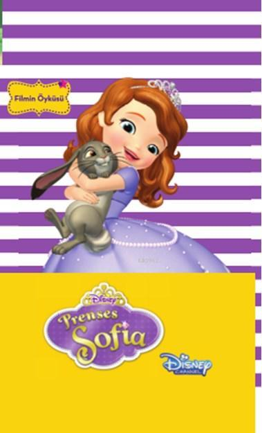 Prenses Sofia Filmin Öyküsü; Disney Mini Kitaplığım