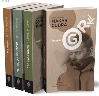 Gorki Seçme Öyküler (4 Cilt Takım)
