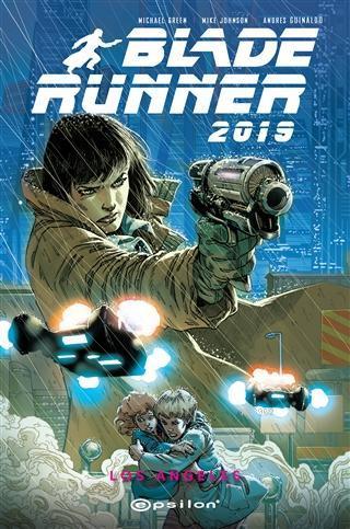 Blade Runner 2019 - Volume 1; Blade Runner-2019 / Volume 1