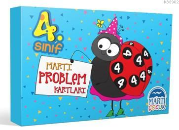 Martı Problem Kartları 4. Sınıf