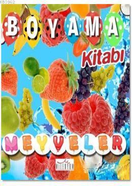 Boyama Kitabı - Meyveler