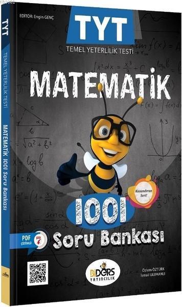 TYT Matematik 1001 Soru Bankası Karekod Çözümlü