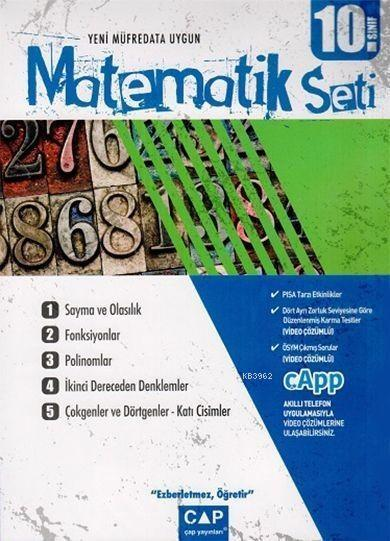 10.Sınıf Anadolu Matematik Seti - 2019-20