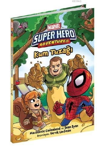 Marvel Super Hero Adventures - Kum Tuzağı