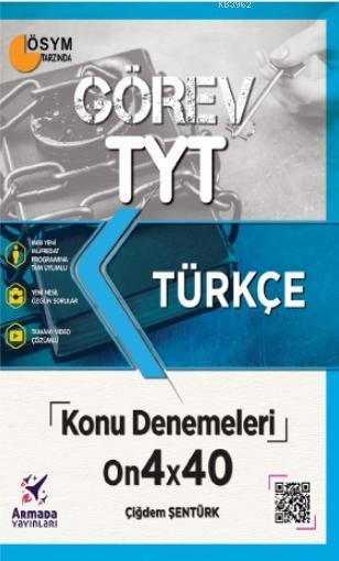 Görev TYT Türkçe Konu Denemeleri