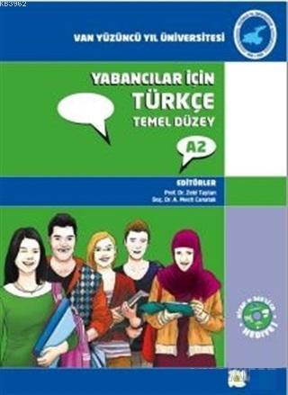 Yabancılar İçin Türkçe Temel Düzey A2