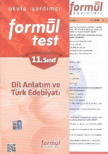 11. Sınıf Dil Anlatım ve Türk Edebiyatı Yaprak Testler