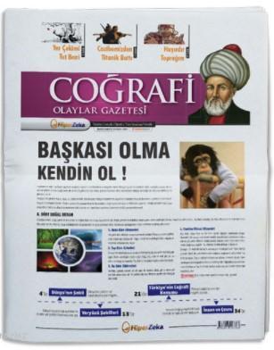 Tüm Sınavlar İçin Coğrafi Olaylar - Coğrafya Gazetesi