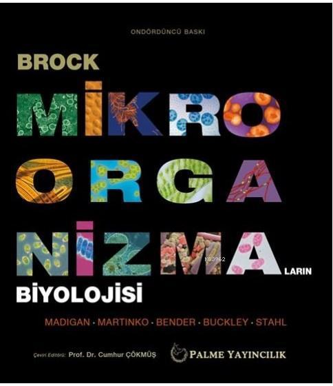 Brock - Mikroorganizmaların Biyolojisi