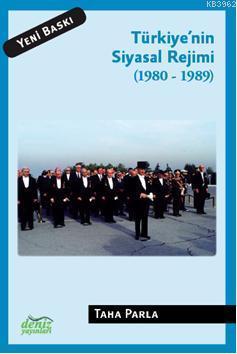 Türkiye'nin Siyasal Rejimi; (1980  1989)
