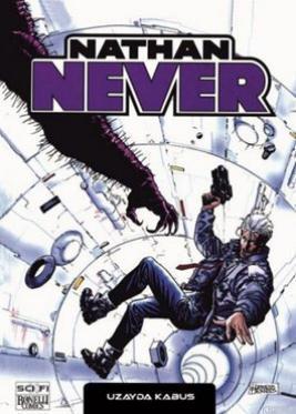 Nathan Never 11 - Uzayda Kabus