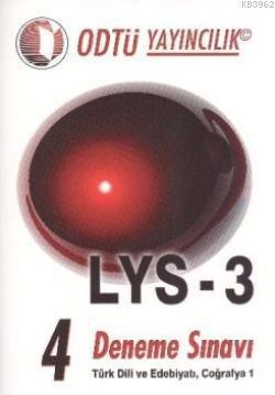 LYS 3 4 Deneme Sınavı