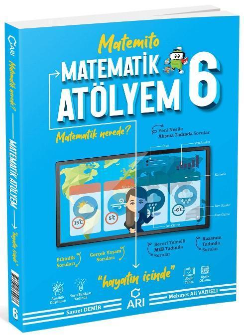 Arı 6.Sınıf Matemito Matematik Atölyem