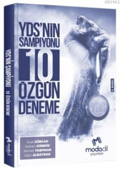 Modadil YDS'nin Şampiyonu 10 Özgün Deneme