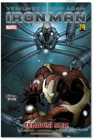 Iron Man (Demir Adam) Cilt 8 - Tedavisi Yok