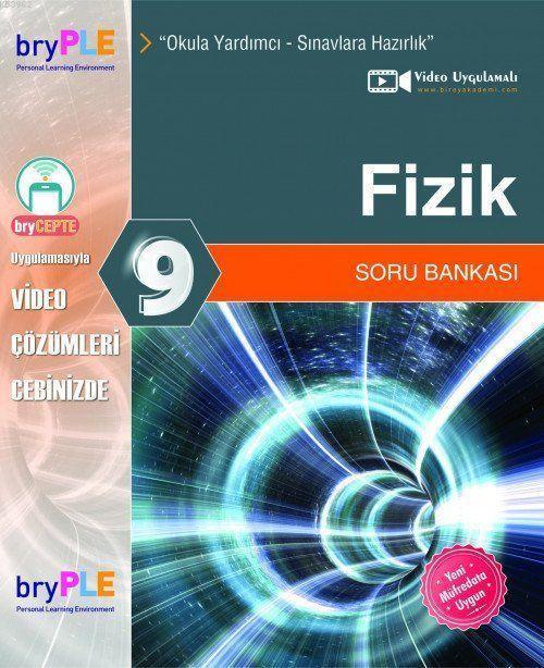 2019 9. Sınıf Fizik Soru Bankası; Birey PLE