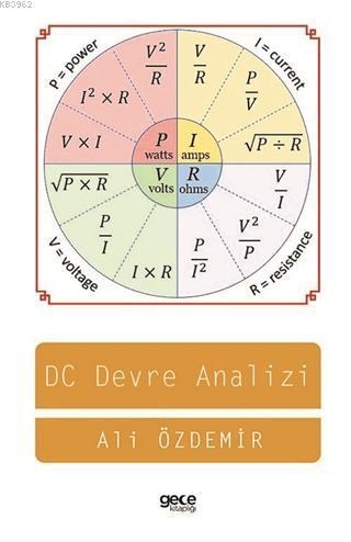 DC Devre Analizi; (Elektronik - 1)