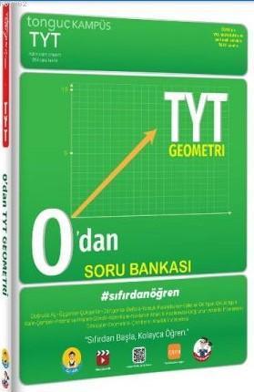 Tonguç Akademi 0'dan TYT Geometri Soru Bankası