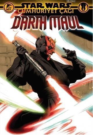 Star Wars: Cumhuriyet Çağı - Darth Maul