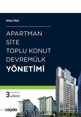 Apartman Site Toplu Konut Devremülk Yönetimi