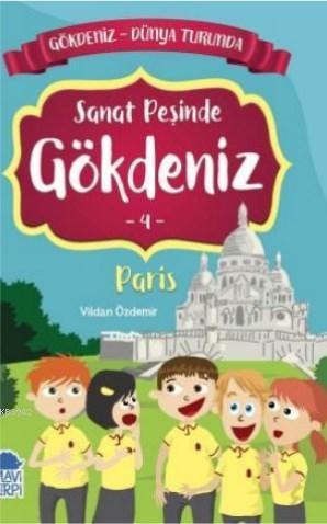 Gökdeniz Paris Turunda / 2 Sınıf Okuma Kitabı