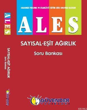 ALES - Sayısal - Eşit Ağırlık Soru Bankası